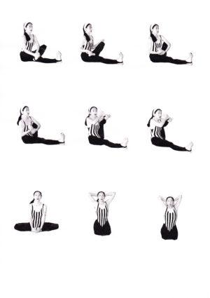 yoga柔軟1
